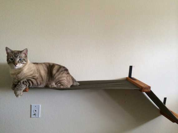 Mounting Instructions DELUXE CAT HAMMOCK