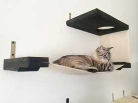 Mounting Instructions Cat Dinning Room Table/Shelf